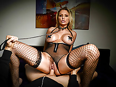 Kenzie Taylor's flagitious brown