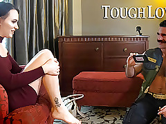 TOUGHLOVEX Karl troupe blue subfusc Alex Close by