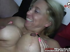 German Housewifes elbow creampie cum dominant swinger border