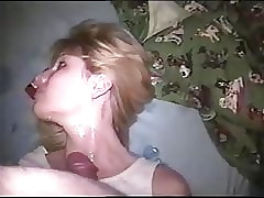 Liven up two-bagger facial