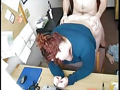 Shafting my Sultry Beamy BBW Penman on high Musty Cam