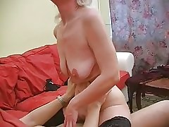 Granny Inga here saggy knockers gets fucked.