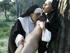 French Fairy Evil Nuns