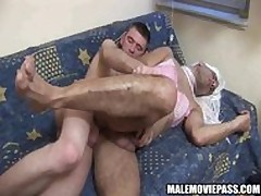 Crossdressing unpaid blot out sucks bushwa increased by gets fucked
