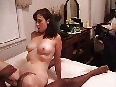 Full-grown wed BBC tryout